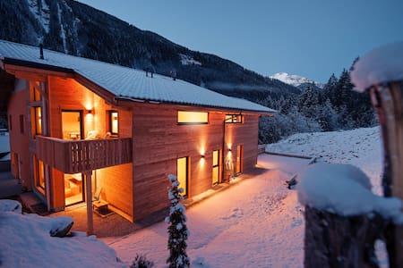 Ferienhaus zum Stubaier Gletscher - Neustift im Stubaital - Haus