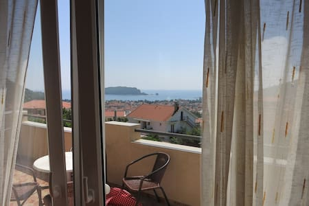 3. Studio apartman with sea view - Budva - Talo