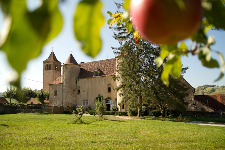 Gîte du château d'Oyé