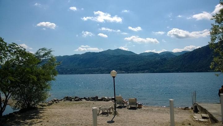 LAKE ORTA  ITALY   PETTENASCO (NO)