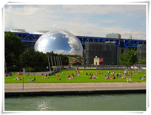 Welcome Paris # Paris Center # Parisien