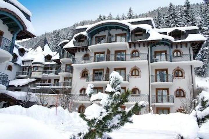 Argentiére - Chamonix Residence 4 stars with Sauna