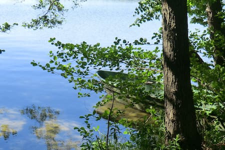 Wohnen am See - Lychen - Byt