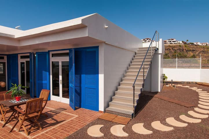 Agaete Beach House - Puerto de las Nieves - House