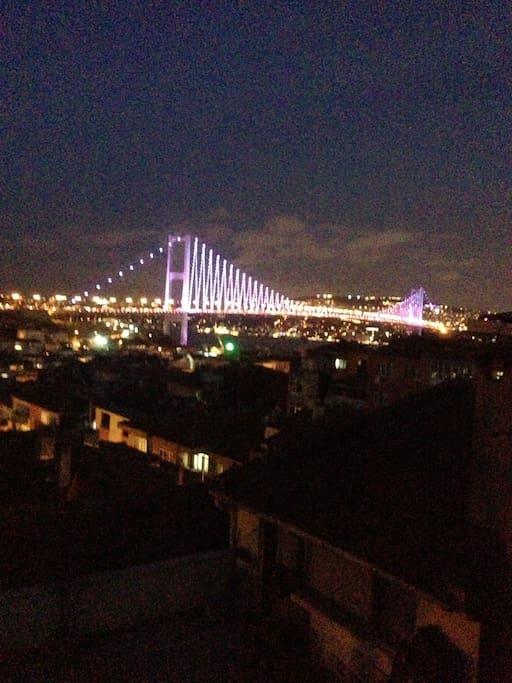 Midnight view