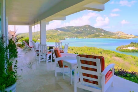 Sailor's Rest Luxurious Bungalow *Virtual Tour* - Christiansted - Villa