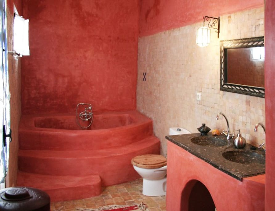 chambre amoureux riad baladin bed and breakfasts for