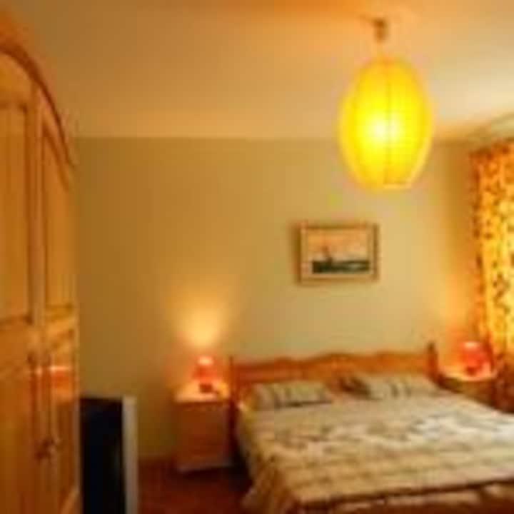 Triple Private Ensuite Room, Varna