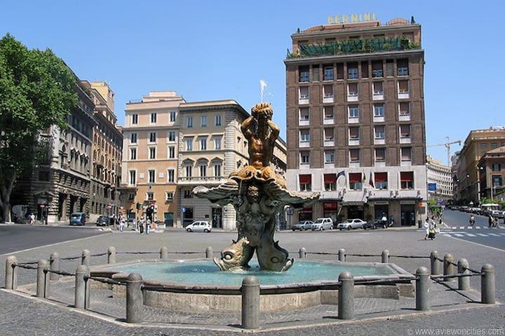 Roma, il cuore della storia - Roma - Appartamento