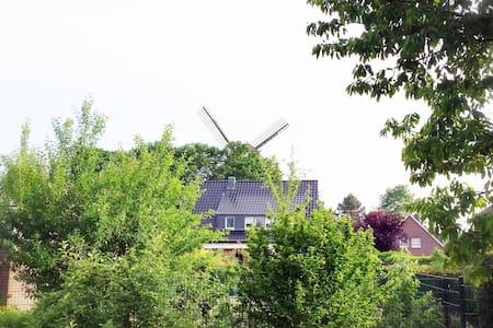 Ferienwohnung  Windmühlenblick