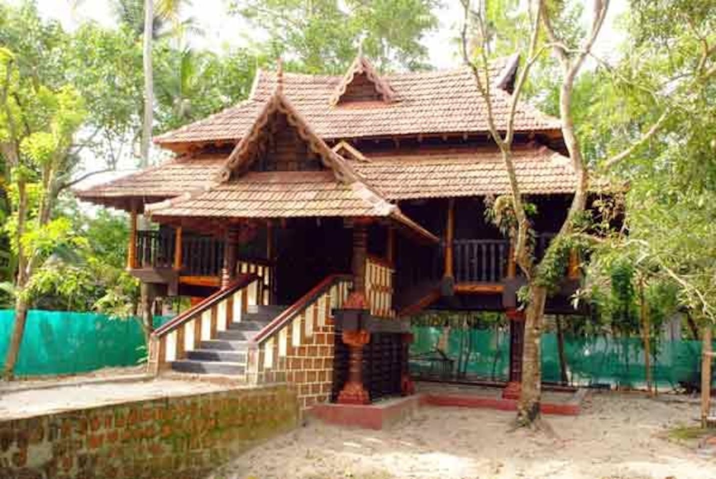 heritage cottage in Kerala