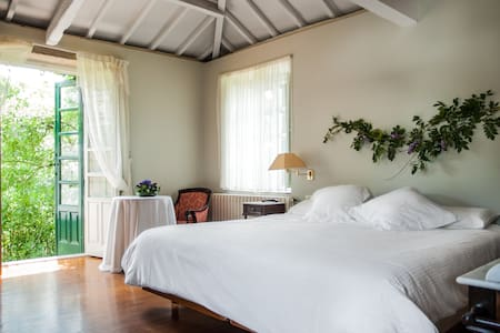 Suite familiar+ parking + jardin ¡ - Santiago de Compostel - Bed & Breakfast