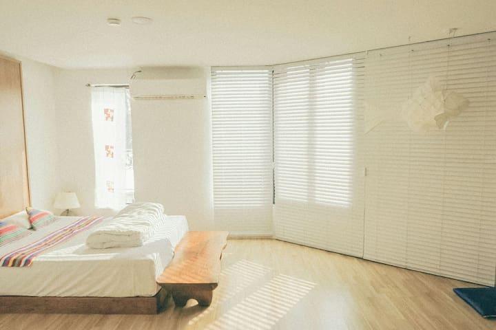 백희 Space1 (Becky guesthouse space1) - 완산구 - Bed & Breakfast