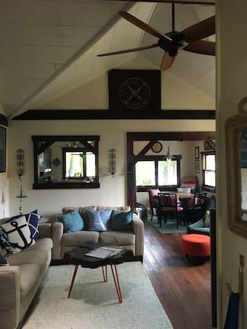Upstate NY/Catskills lakehouse - Glen Spey - Hus