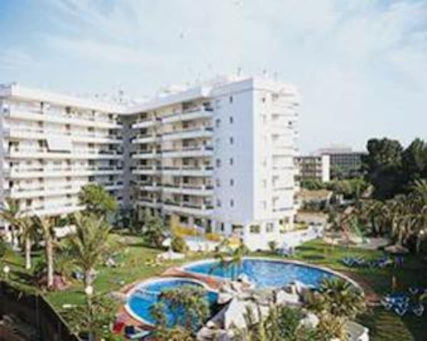 Apartamento 4 5 personas salou apartamentos en alquiler en salou catalu a espa a - Apartamentos salou personas ...