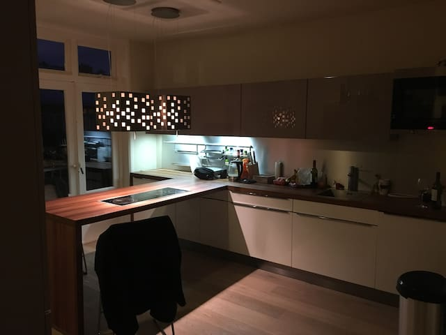 Luxurious apartment with roofterras - Amsterdam - Apartment