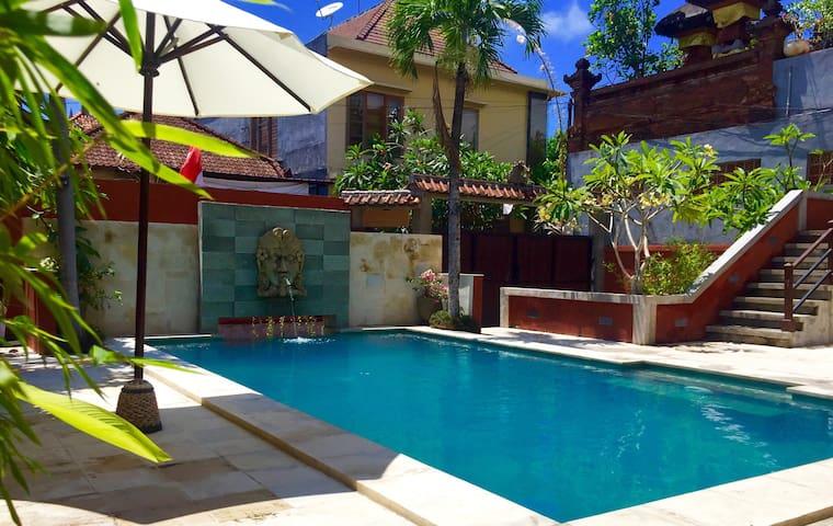 MERPATI - STUDIOS - HOMESTAY ROOM 1 - South Denpasar - Apartment