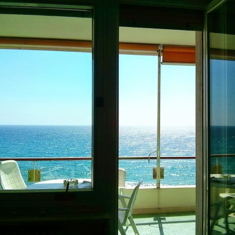 PROPERTY PANORAMIC VIEW TERRACE - Sanremo - Wohnung