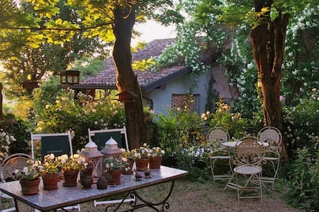 La Traversina Charming Farm Holiday - Stazzano - Szoba reggelivel