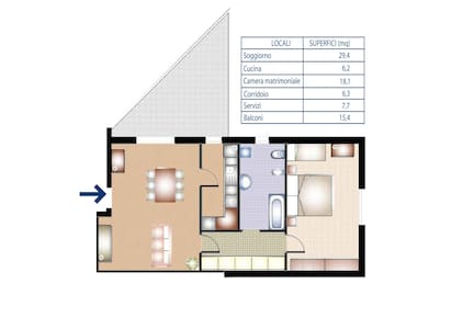 Appartamento Isabella D'Este