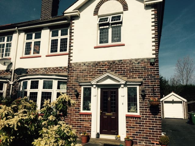 Royal Birkdale Open Golf - Entire house w/ garden