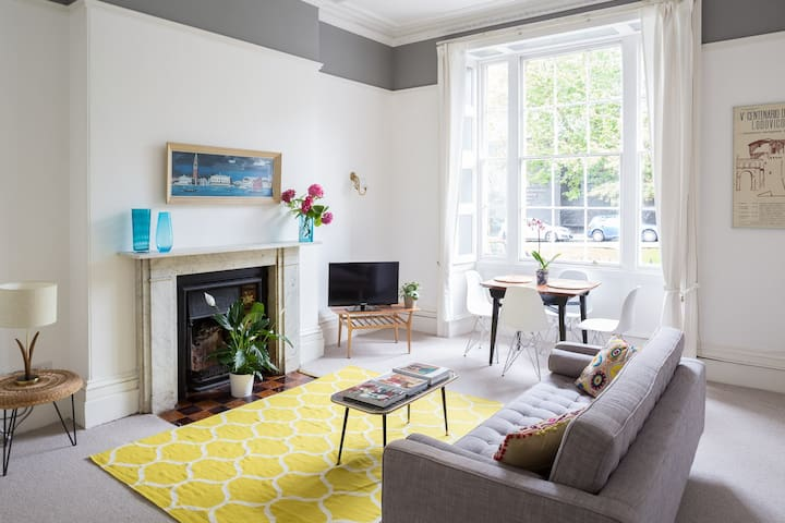 Stylish flat In Clifton Village - Bristol - Pis