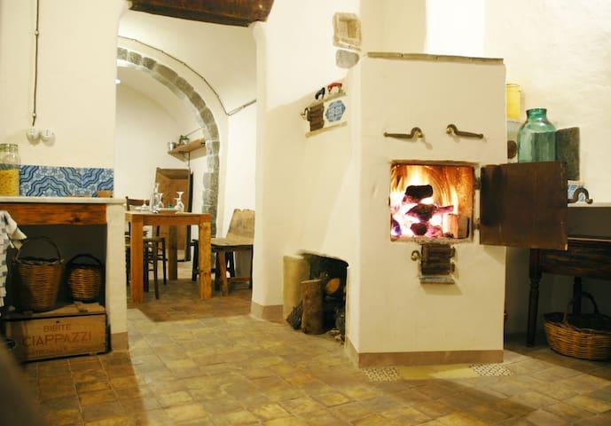 CASA VACIRCA - Buccheri - House