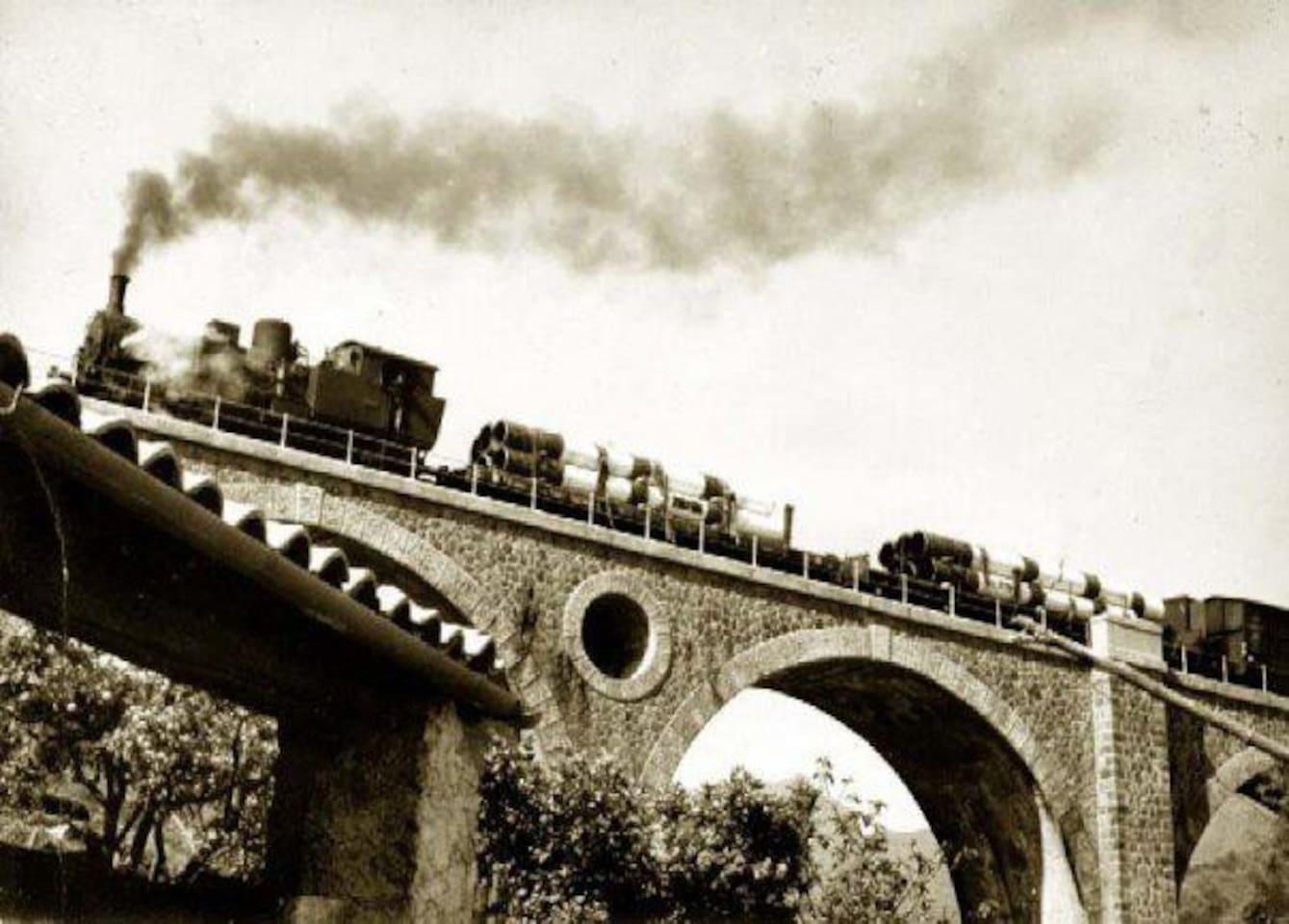 Un ponte che collega il passato
