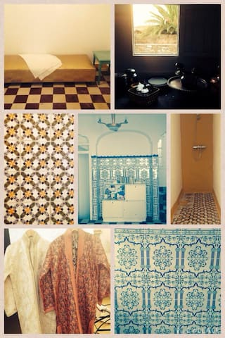 Charming Private Room in the heart of the Kasbah