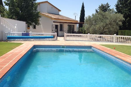 Charming villa set in Olive Grove - Villanueva del Rosario