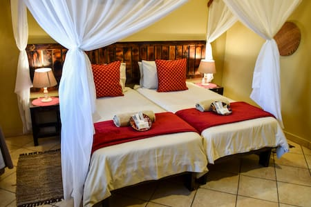 Warthog Alley Self-Catering unit