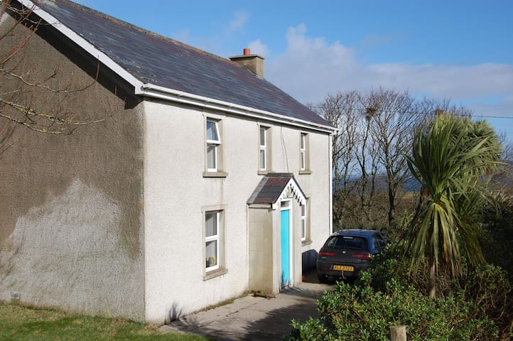 Johnny Martin's Old House Doaghbeg - Doagh Beg