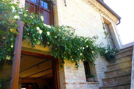 Un giardino sul mare - Città Sant'Angelo - Dům