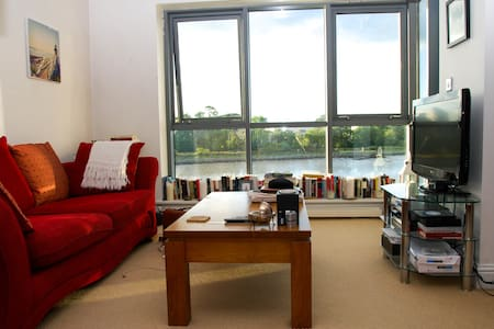 Waterside apartment situated by Blackrock Castle. - Cork