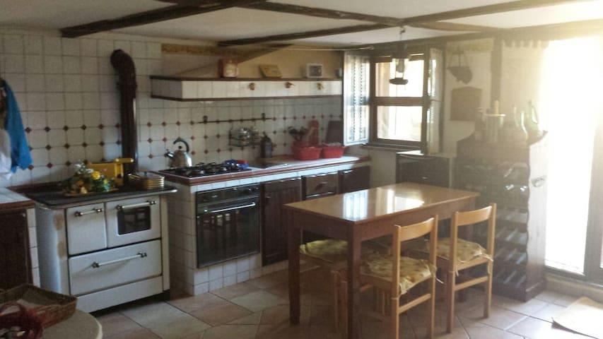 casale della mimosa - Palestrina - House