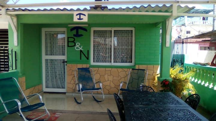 Hostal Bertica & Noel  Habitaciones # 1 con wifi.