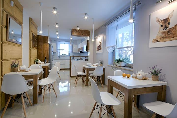 Gordonówka Apartamenty & SPA - Szaflary - Appartement