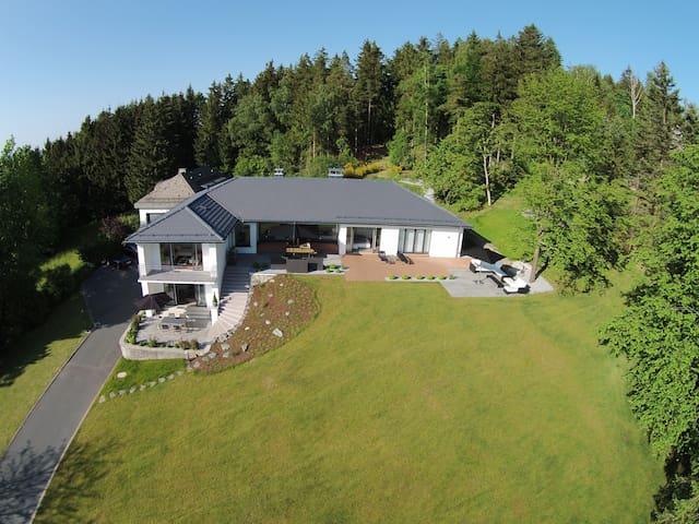 View & Garden Villa Schauenstein - Schauenstein - Apartment
