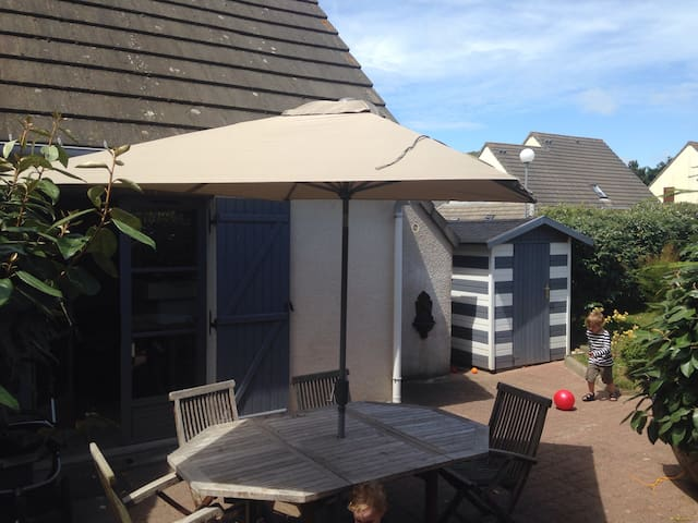 Cosy little house in the sand Dunes - Le Touquet-Paris-Plage - House