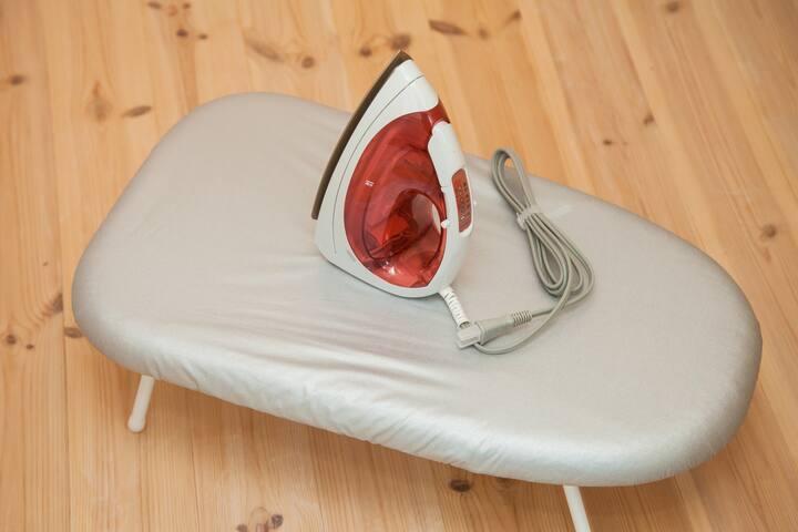 アイロン/Clothe iron