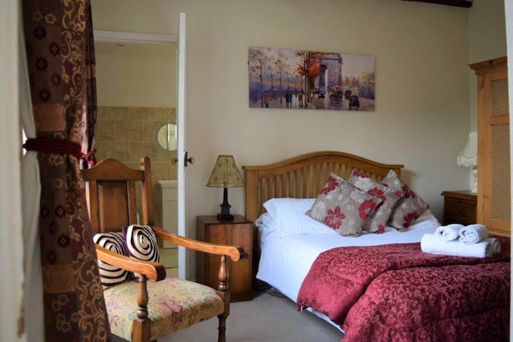 Double room with ensuite bathroom - Sandwich - Bed & Breakfast
