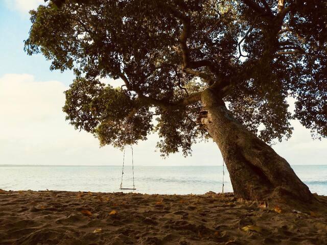 A la Deriva, Recarga la vida con playa brisa y mar