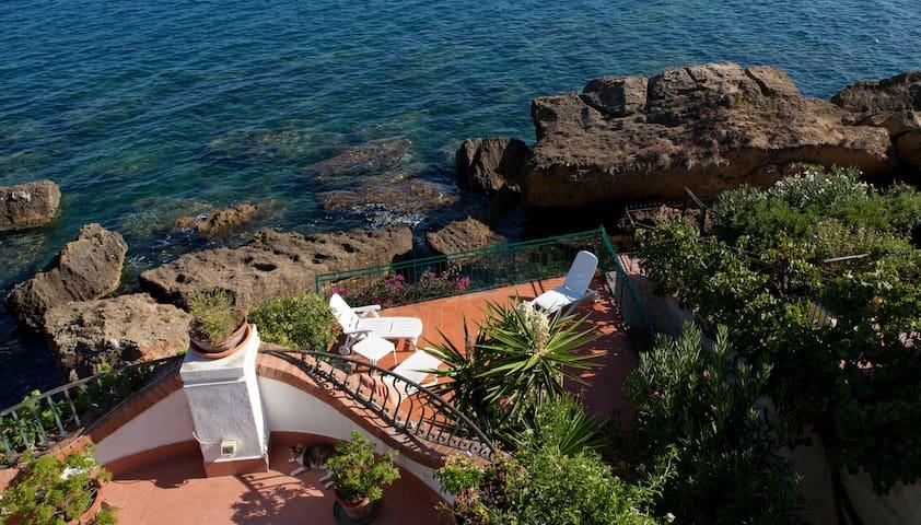Villa panoramica sul mare di Solanto
