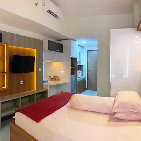 Chic Room at Mitra Vida View