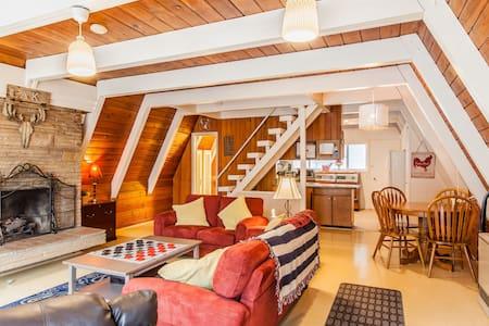 Orchard Bay Lodge - Lake Arrowhead - Stuga