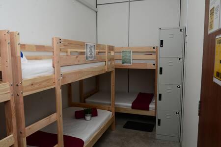 2 Bed Female Dorm at JB City Centre - Johor Bahru