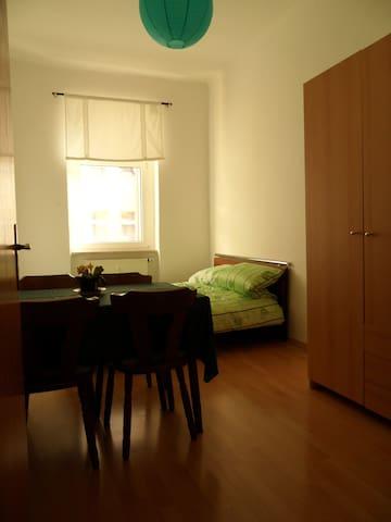 Gästezimmer in der Südvorstadt - ไลพ์ซิก - อพาร์ทเมนท์