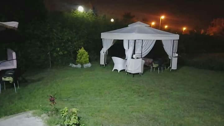 4 bedrooms MARINA 4 Chalet .. private pool, garden