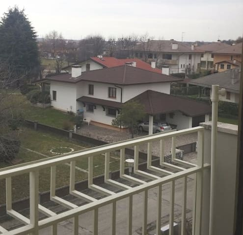 Apartment - 20 km from the beach - Torviscosa - Huoneisto