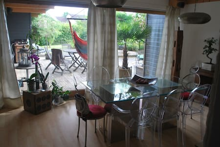 Chez Marie et Olivier - Preaux - Dom